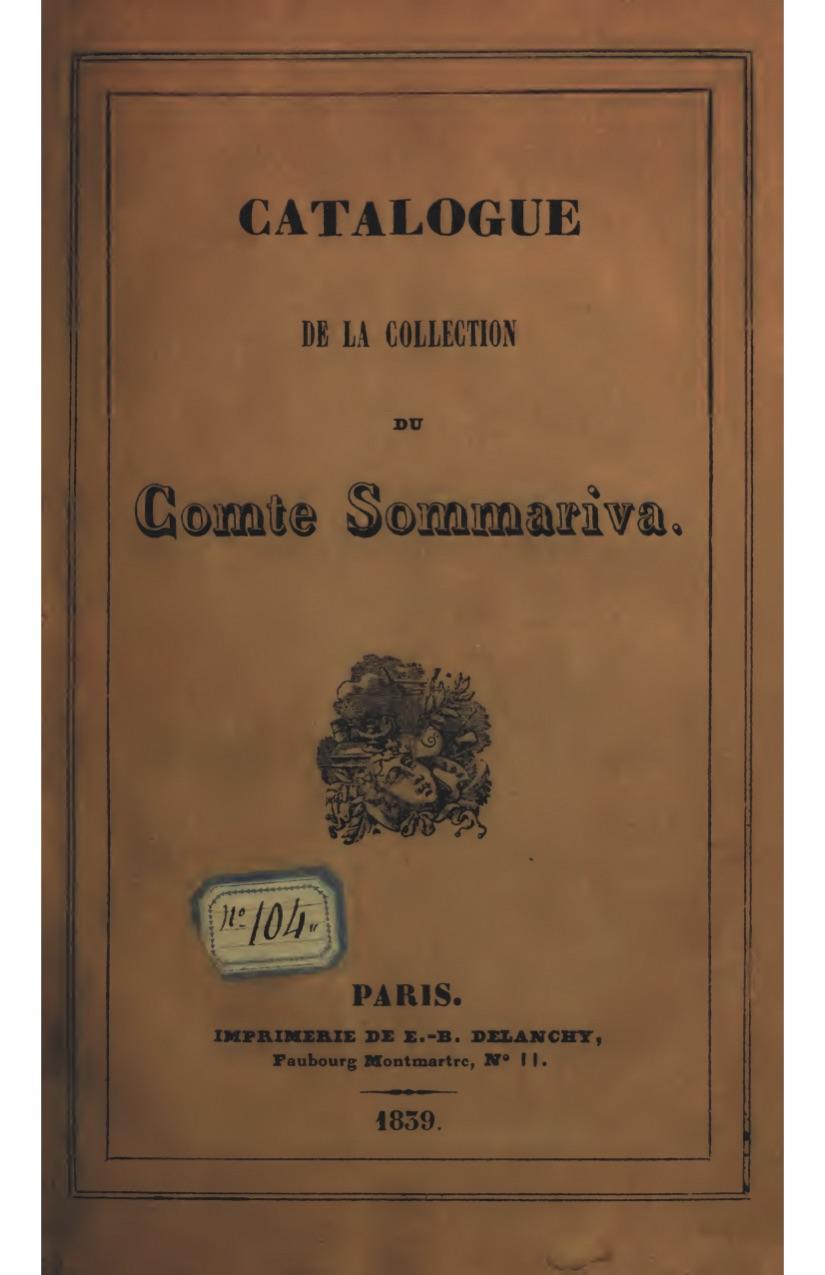 1839_Catalogue_Sommariva_FR